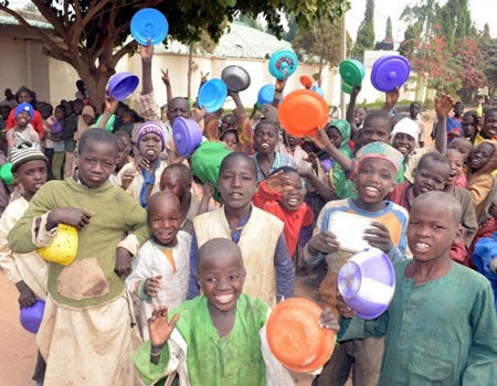 Kano state government bans Almajiri children from street begging