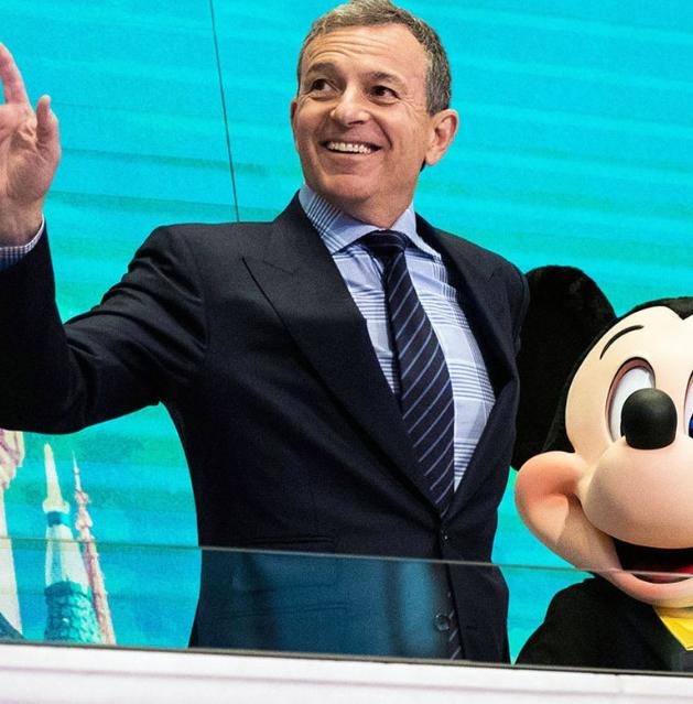 Bob Iger steps down as Disney CEO in surprise announcement; Bob Chapek replaces him