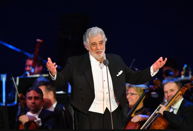Spanish opera singer, Placido Domingo apologises to dozens of women who accused him of sexual harassment