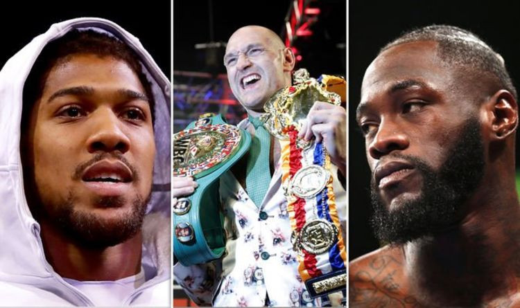 Saudi Arabia to bid ?400m to host Tyson Fury?s next fight against Wilder or Joshua