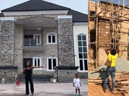 """""""After the lie I made up to 30 million Naira"""" Blessing Okoro lists ways she was blessed after claiming Onye Eze"""