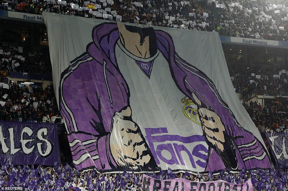 (UEFA Champions League) Real Madrid 1-2 Man. City- Raheem Sterling