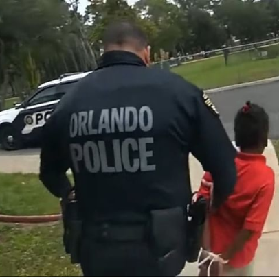 Outrage as body camera footage showing the arrest of a 6 year old Florida schoolgirl emerges