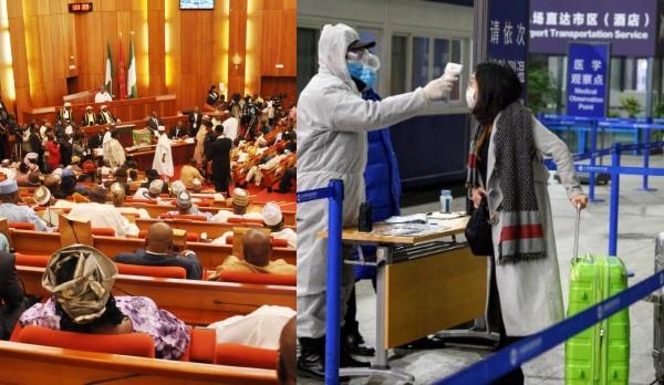 FG ?doing nothing? to prevent spread of Coronavirus - Senate raises alarm