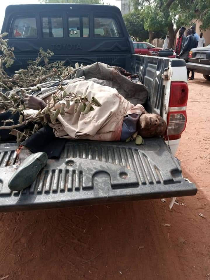 17 notorious bandits killed in gun duel with police and vigilante in Katsina (graphic photos)