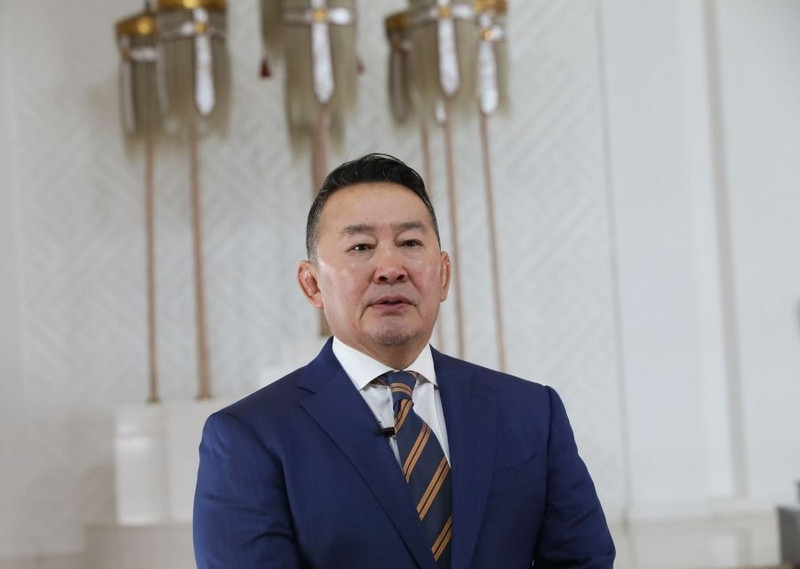 Coronavirus: Mongolian president placed under quarantine after returning from China