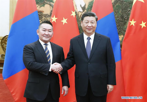 Coronavirus: Mongolian president placed under quarantine after returning from China
