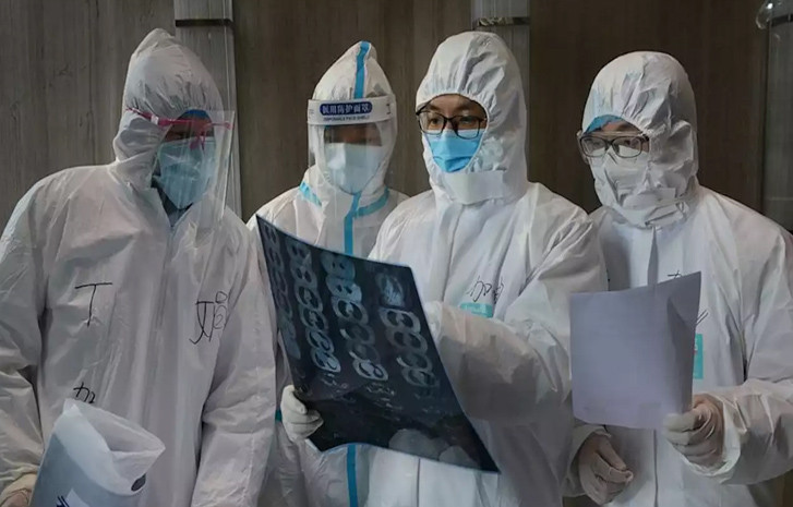 South Korea confirms 571 new cases of Coronavirus to take their number to 2,337, the highest in the world outside China