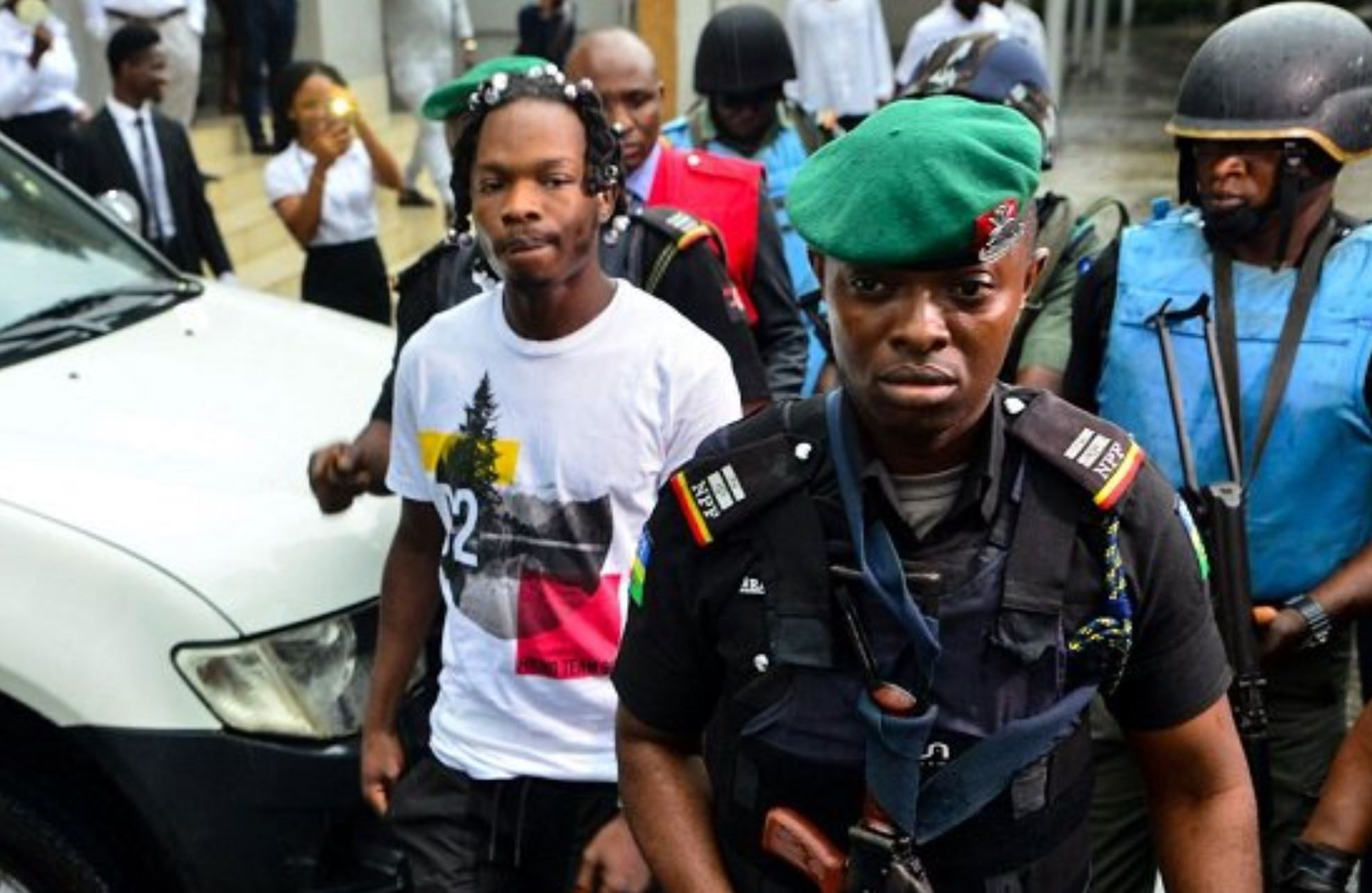 Second EFCC witness submits 30 page long report of what he found in Naira Marley