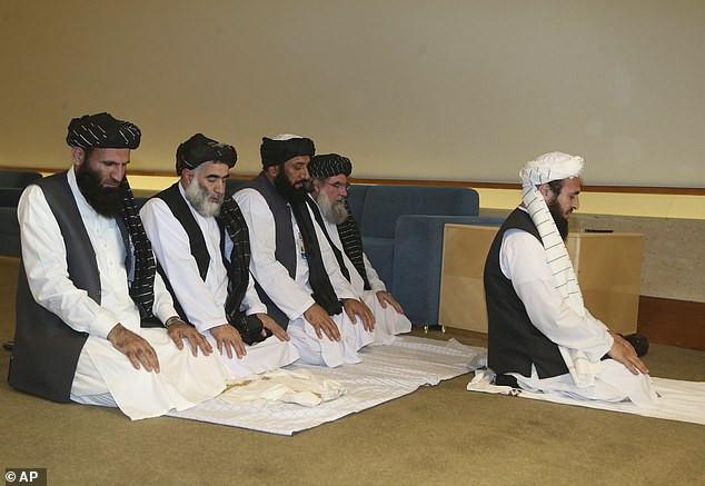 US and Taliban sign historic