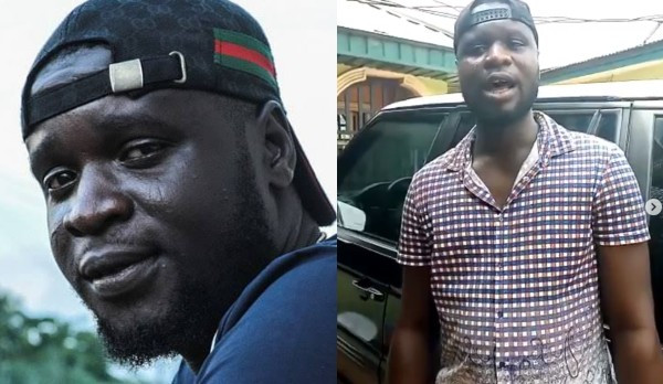 Man alleged to be the cab driver who drove the Italian man confirmed to have Coronavirus from Lagos to Ogun, debunks allegation (video)