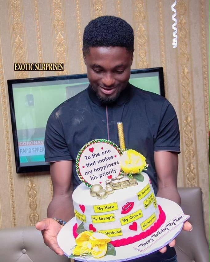 Photos from actor, Adeniyi Johnson