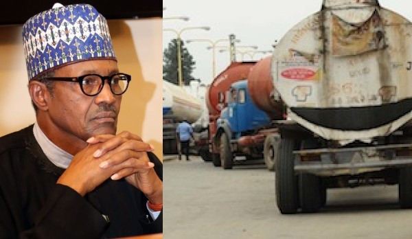 Buhari orders probe of security operatives for releasing 295 smuggled fuel tankers illegally