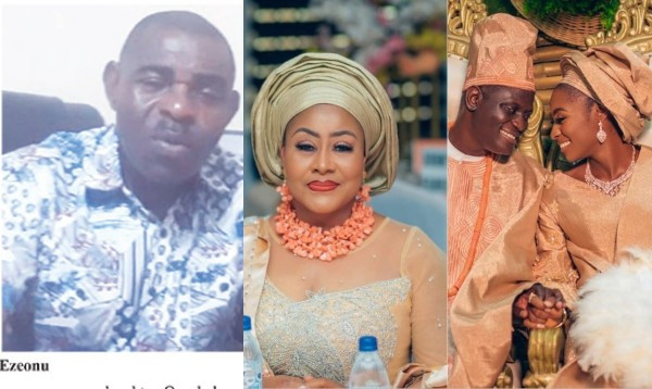 Ngozi Ezeonu married off my daughter without my consent after crashing our marriage ? Ex-Husband Edwin Ezeonu