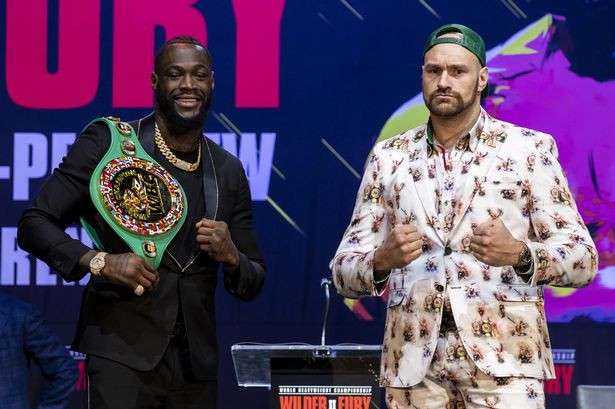 WilderFury3 confirmed! Deontay Wilder officially triggers July rematch with Tyson Fury