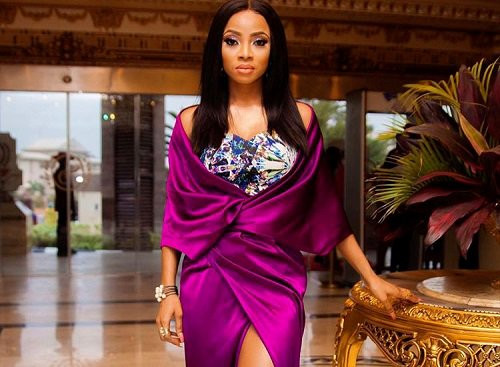 I started losing friends after a tough prayer - Toke Makinwa