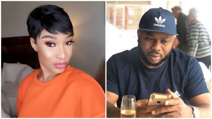 After 4 years of ranting, the bring down syndrome automatically becomes a broken record- Olakunle Churchill writes hours after Tonto Dikeh