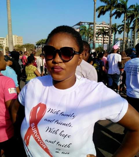 Nigerian lady urges women to perform regular self-examination as she marks three years since she was diagnosed with breast cancer