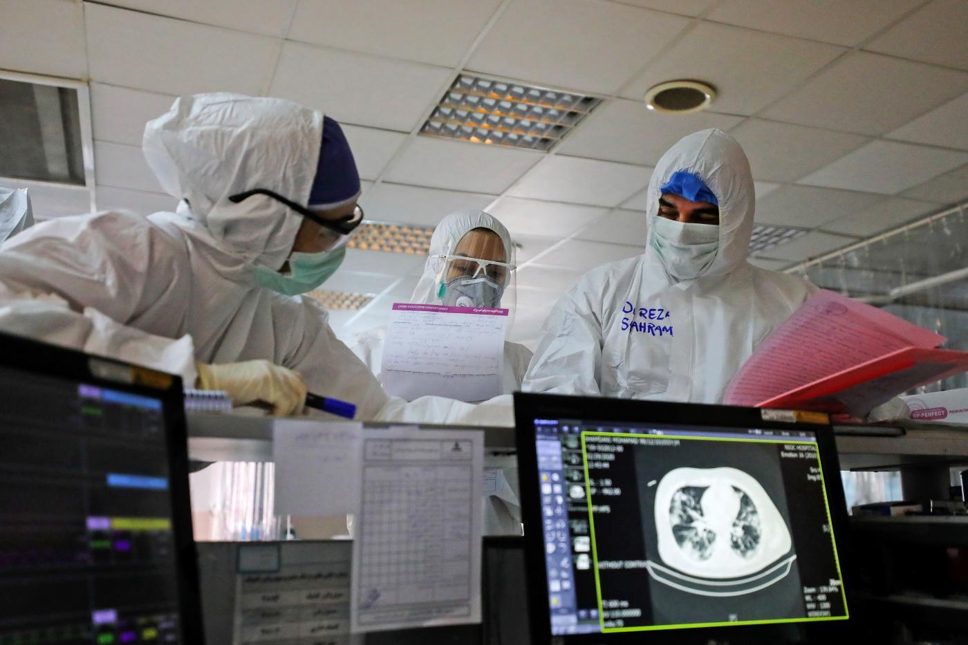 23 Iranian Members of Parliament test positive for coronavirus