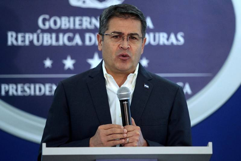 Honduras President, Juan Orlando Hern?ndez linked to drug trafficking