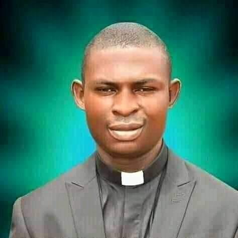 Abducted Benue catholic priest regains freedom (photos)