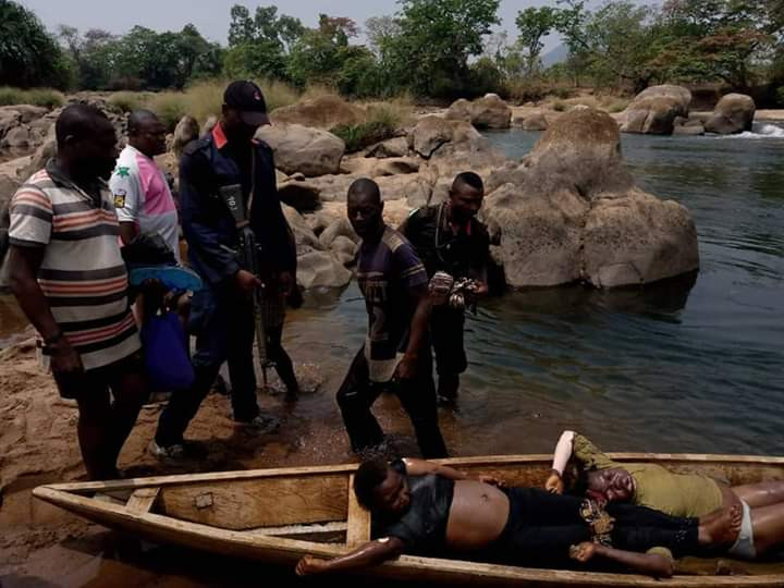 Suspected Fulani herdsmen hack four people to death in fresh attack on Benue community ( graphic photos)