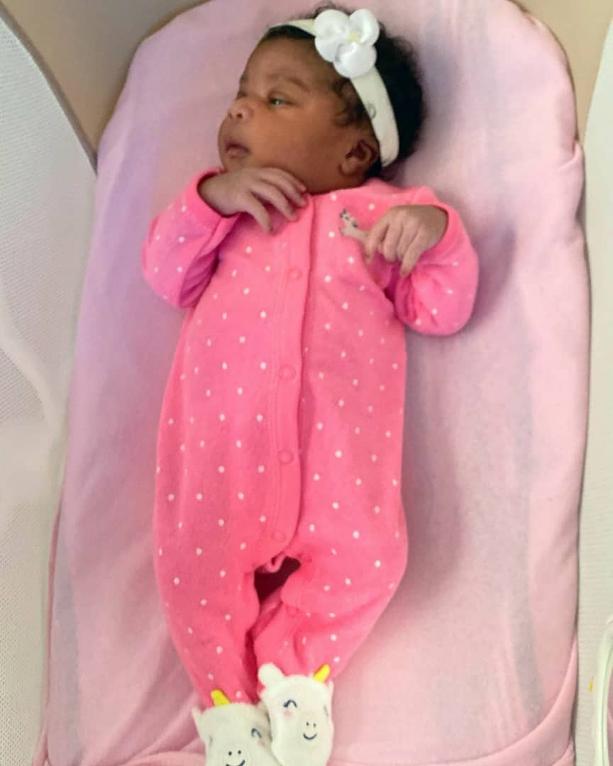 Laura Ikeji Kanu shares adorable new photos of her daughter Laurel