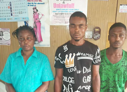 Baby factory where men were allegedly contracted to get young ladies pregnant, uncovered in Ogun
