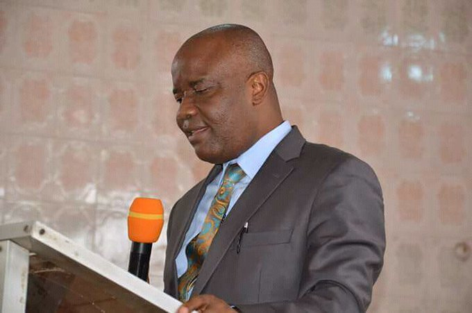 Assemblies of God Church sacks General Superintendent, Rev Chidi Okoraofor over alleged affair with woman