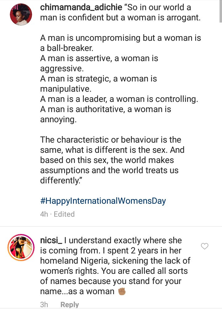 """""""I spent 2 years in Nigeria. The lack of Women"""