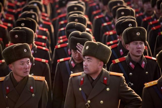 Coronavirus ?kills 180 soldiers? in North Korea as diplomats flee country