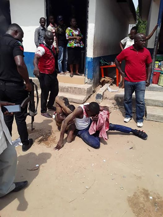Cultism: Secondary school student stabs schoolmate in Calabar (photo)