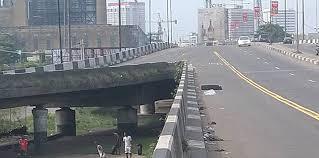 FG, Lagos state government shutdown Eko Bridge for repairs