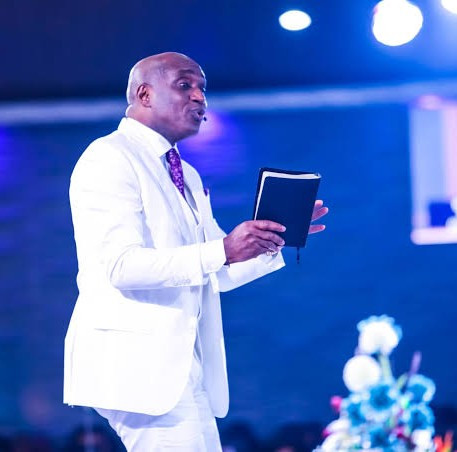 Pastor David Ibiyeomie says a woman shouldn