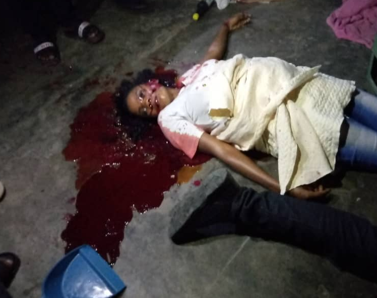 Policeman allegedly commits suicide after killing his wife over infidelity in Ondo (graphic photos)