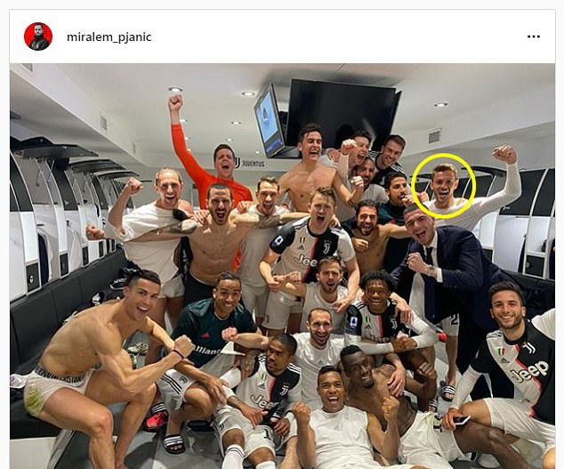 Cristiano Ronaldo reportedly in quarantine in Madeira after his teammate Daniele Rugani tested positive for coronavirus?
