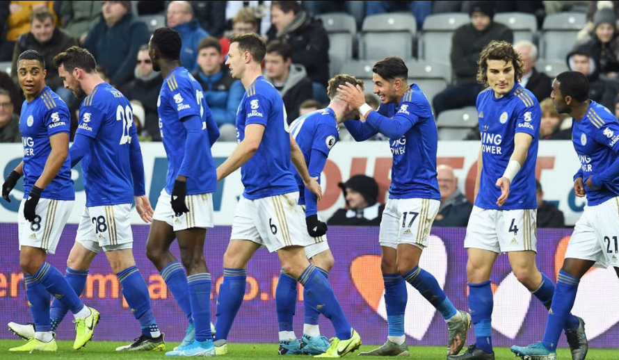 Coronavirus: Three Leicester City players in isolation after showing symptoms