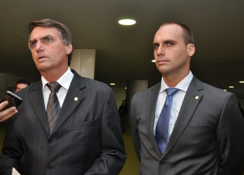 Update: Son of Brazilian president Jair Bolsonaro denies report his father has coronavirus, says his test came out 'Negative'