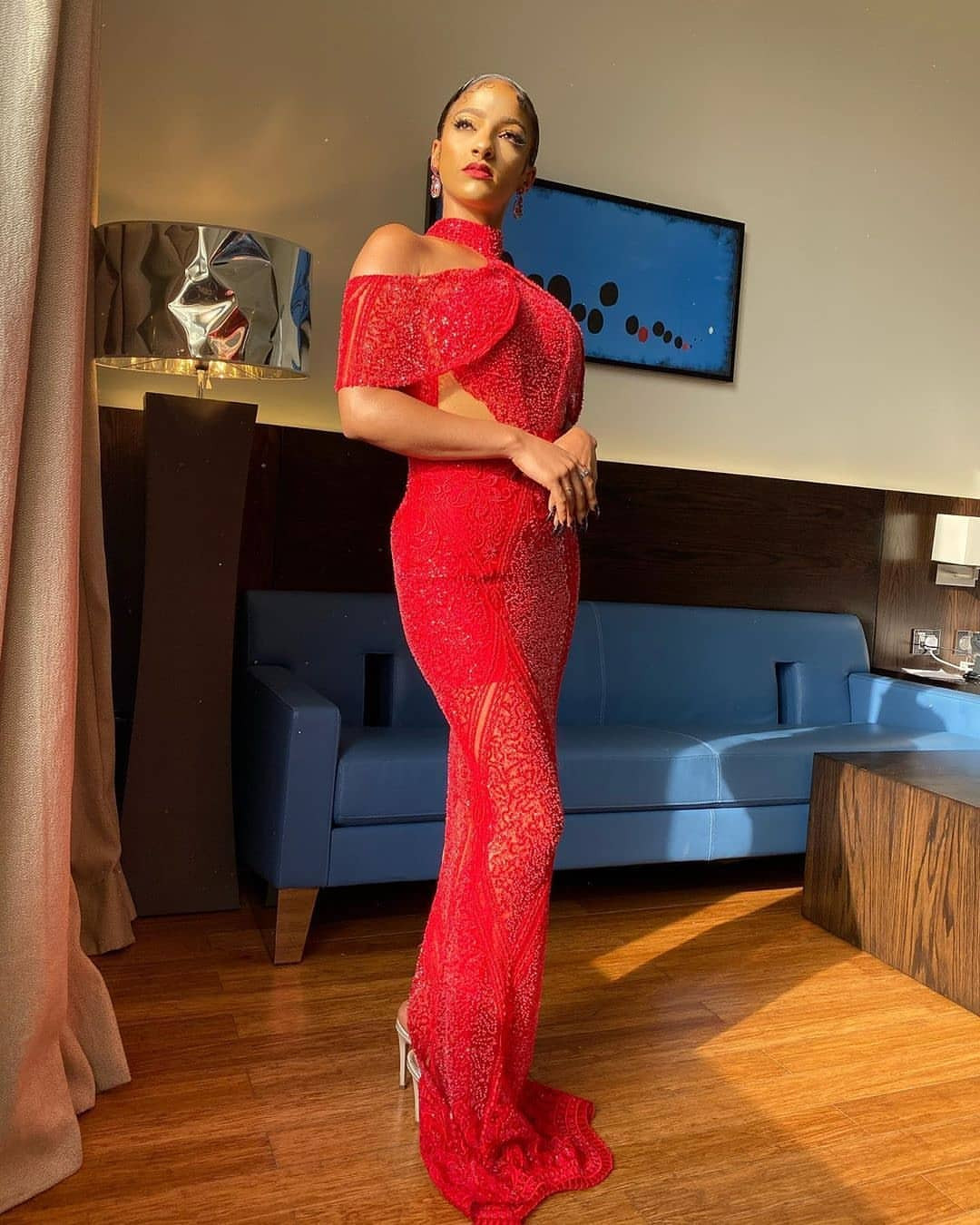 PHOTOS OF CELEBRITIES FROM THE AMVCA AWARDS