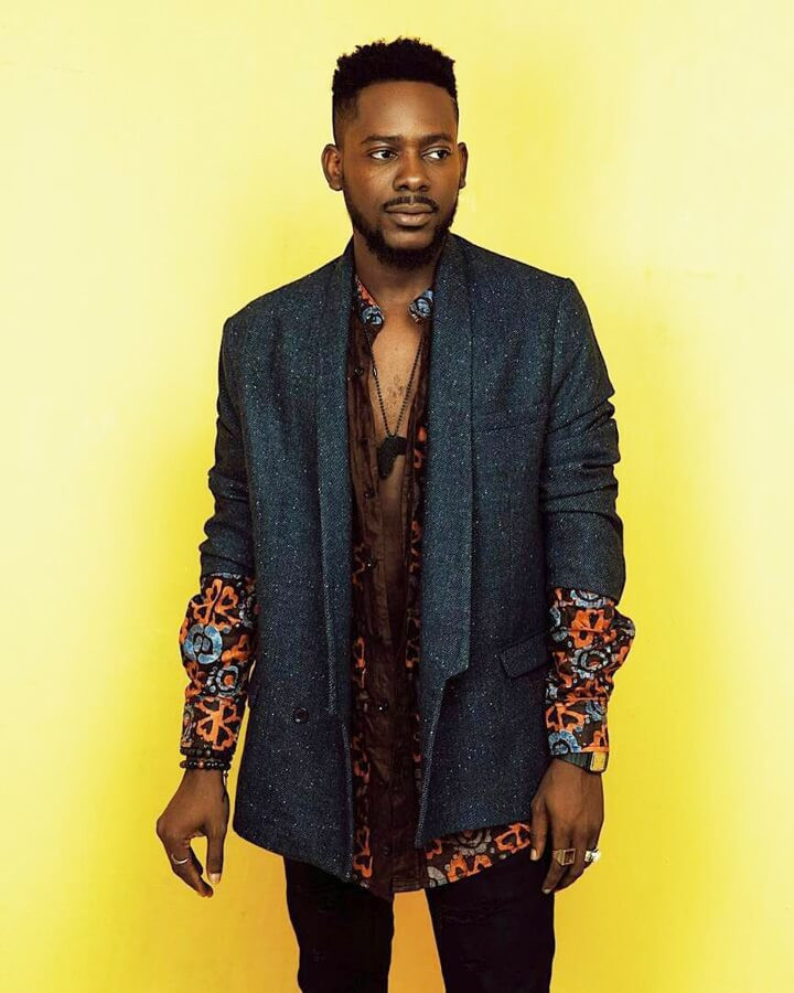 AMVCA 2020: Red carpet fashion is a lot of pressure - Adekunle Gold reveals why he doesn't do red carpet fashion