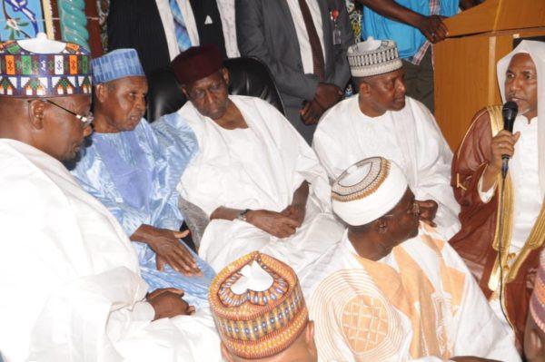 Photos from IGP Muhammad Adamu son