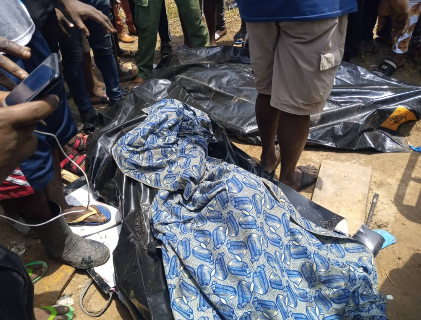 17 persons including couple with their three children perish in Abule Ado explosion, 50 houses destroyed