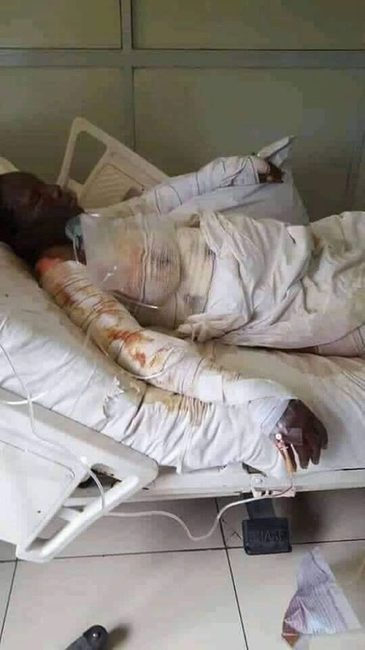Pregnant mum of two killed in cooking gas explosion in Abuja (photos)