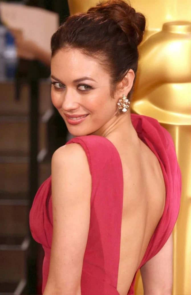 James Bond actress Olga Kurylenko confirms she has coronavirus and is in self-isolation