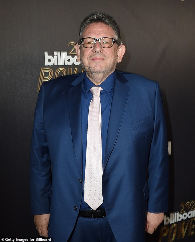 Universal Music Group head Lucian Grainge hospitalized after testing positive for coronavirus?