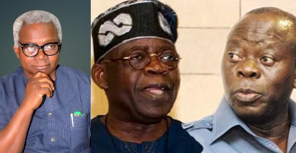 Osho-Virus behind APC crisis - VON DG, Osita Okechukwu replies Tinubu