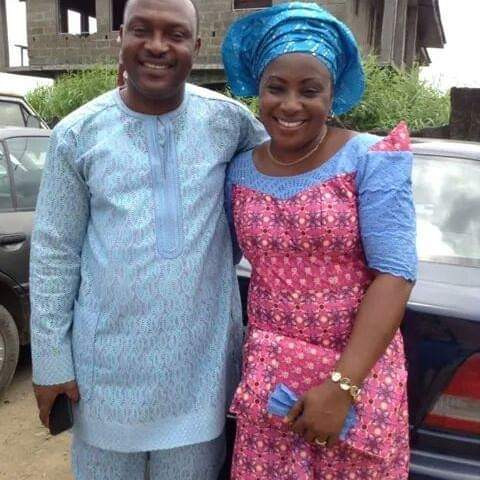 Nigerian Pastor and his wife welcome triplets 18 years after their first child