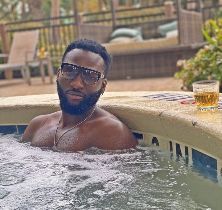 Gbenro Ajibade has some words for those who have a problem with his romantic life