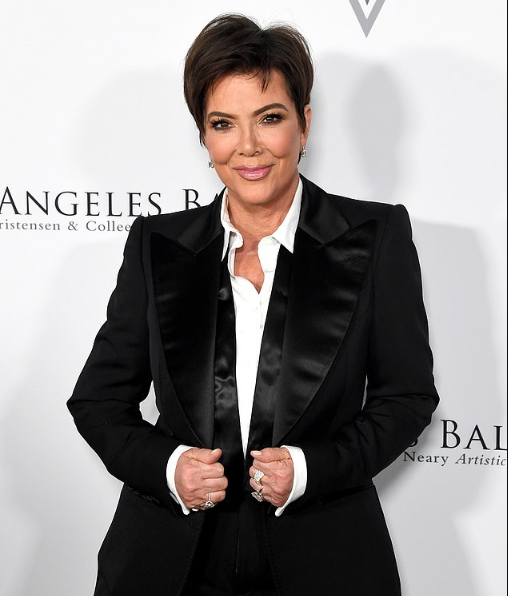 Kris Jenner tests negative for coronavirus after attending birthday party of Lucian Grainge who recently tested positive