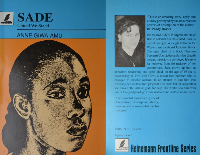 Anne Giwa-Amu accuses Chimamanda Ngozi Adichie of plagiarizing her work; Chimamanda responds